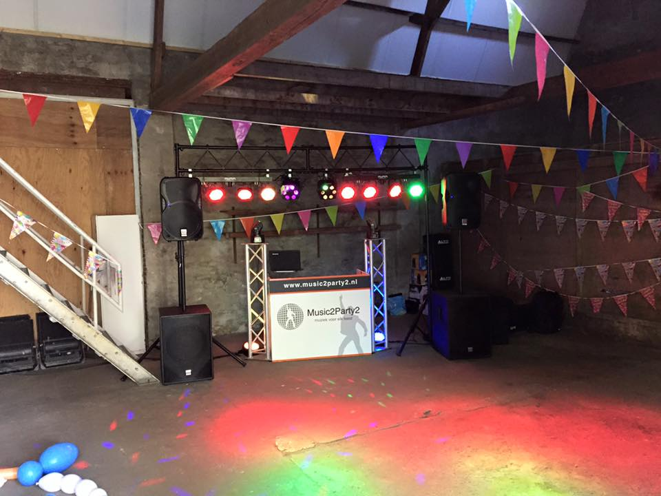 Klaar voor een basisschoolfeest in Breda