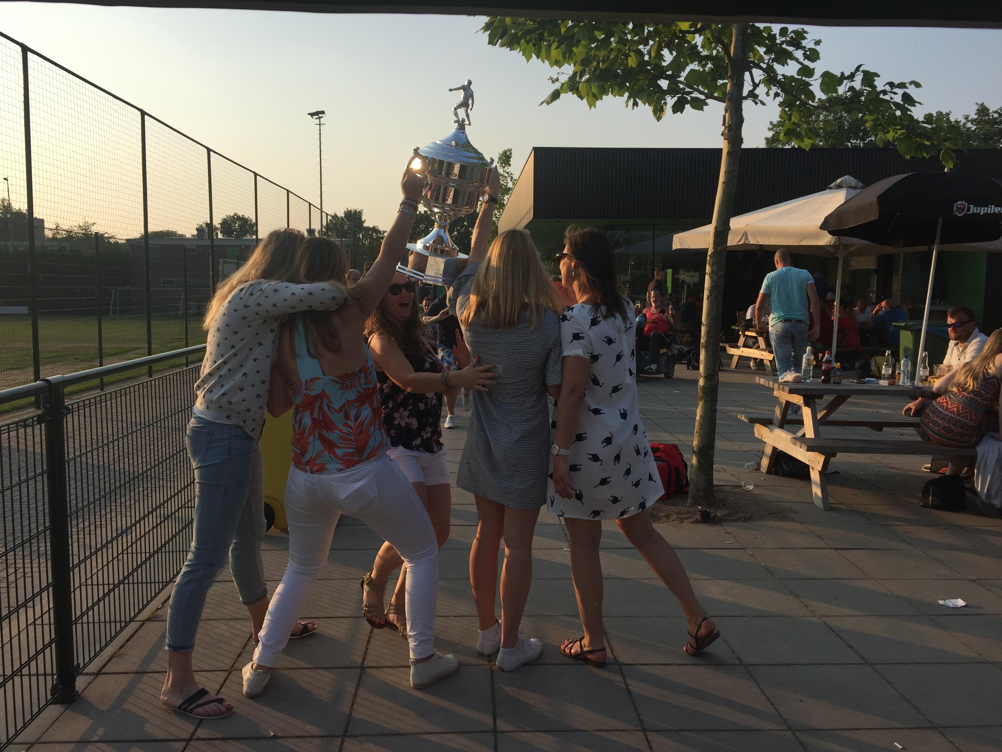 Kampioensfeest Alphen aan de Rijn